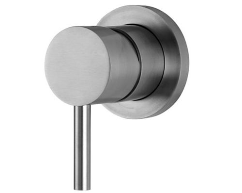 Stainless steel built-in shower mixer STEEL010 - FIRST CHOICE