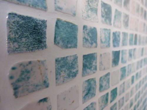 Offers coatings with mosaic effect ANTIMACCHIA washable 1st choice Guaranteed choice