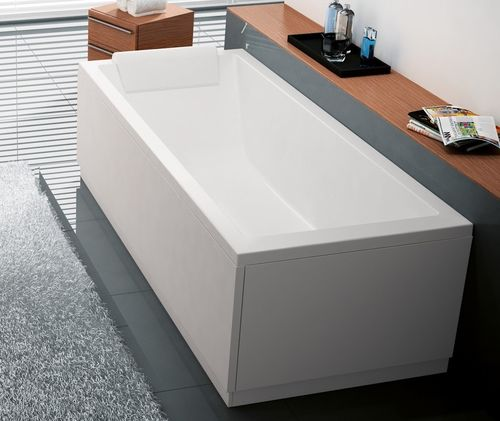 NOVELLINI CALOS 170X70 bathtub WITHOUT HYDRO WITH PANELS