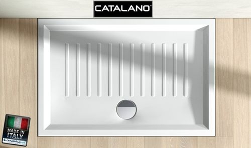 CATALANO SHOWER TRAY TOWARDS 120 X 80 CM 1st CHOICE