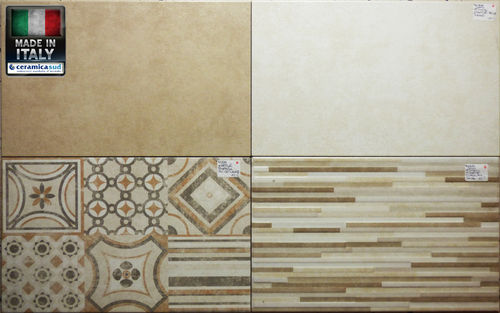 Stock Wall tiles Modern bathroom Mo.Da Multicolore