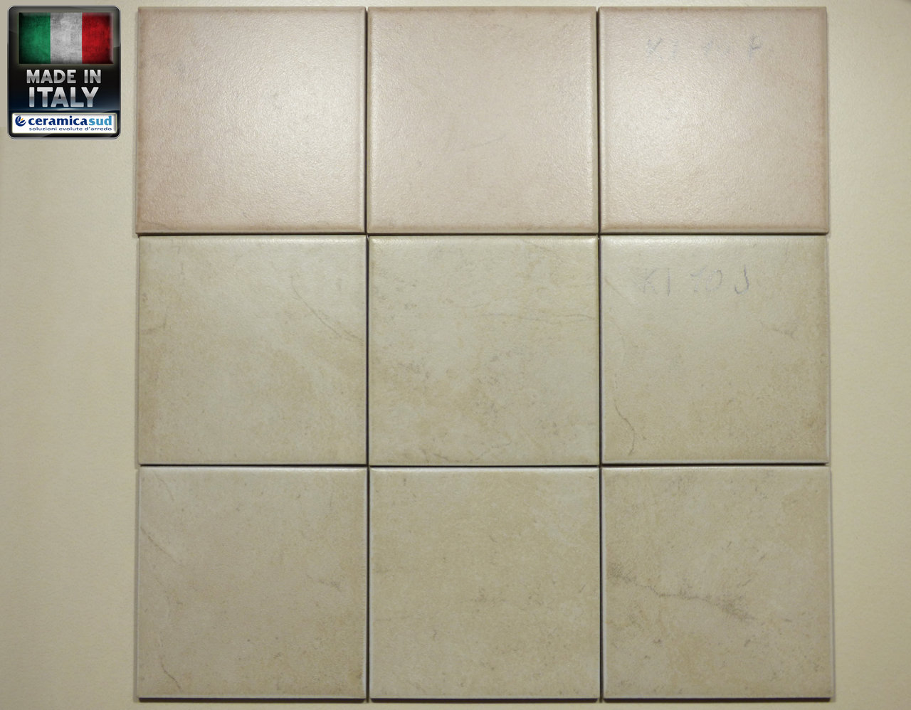 Pavimento 10 x 10 Gres Porcellanato Made in Italy - Top Quality Sottocosto