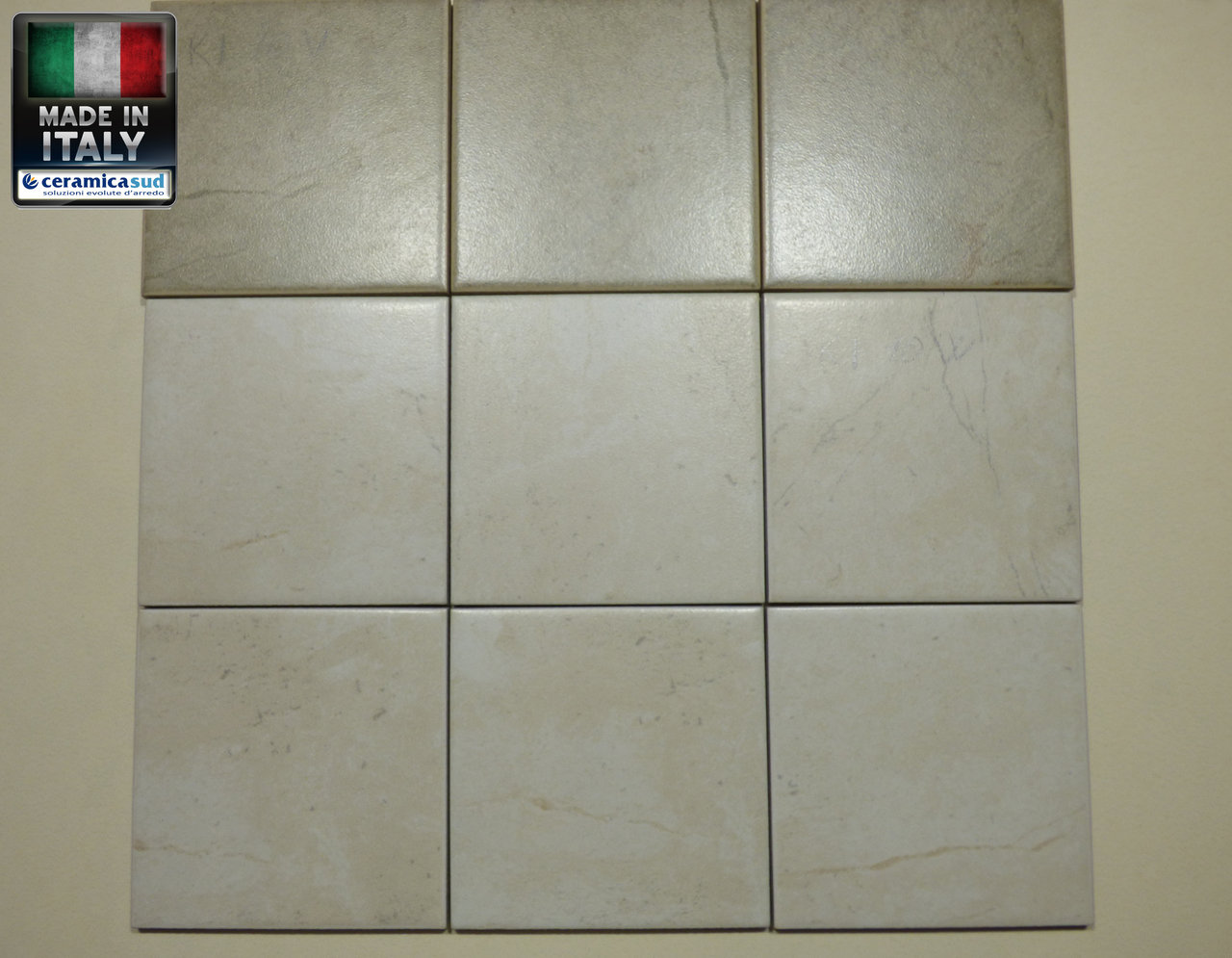 Piastrelline 10 x 10 cm. Gres Porcellanato Made in Italy - Top Quality Sottocosto