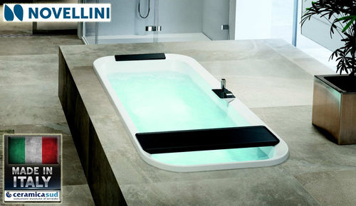 Novellini salle de bain d'hydromassage centre DIVINA F - Full optionnel