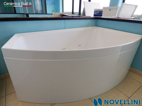 NOVELLINI CALOS 170X70 bathtub WITH HYDRO WITH PANELS