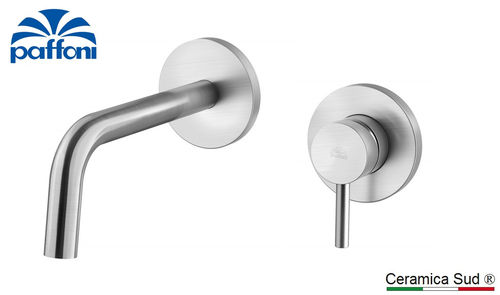 Stainless steel built-in shower mixer STEEL 00670AC - FIRST CHOICE