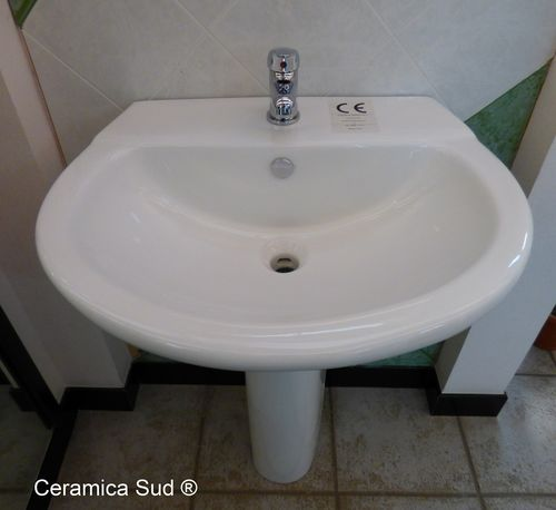 SANITARY VASE WC WITH SEAT AND BIDET CATALANO NEW LIGHT 50 WHITE WALL WALL - 1st Choice CERTIFIED